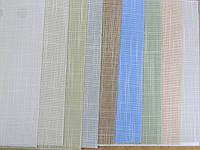 Ткань вертикальных жалюзи Шантунг
