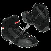 Мотоботинки городские Firefox Sport shoe short 1.0 Black, 38
