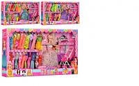 Кукла с нарядом, дочка,коляска и аксессуары