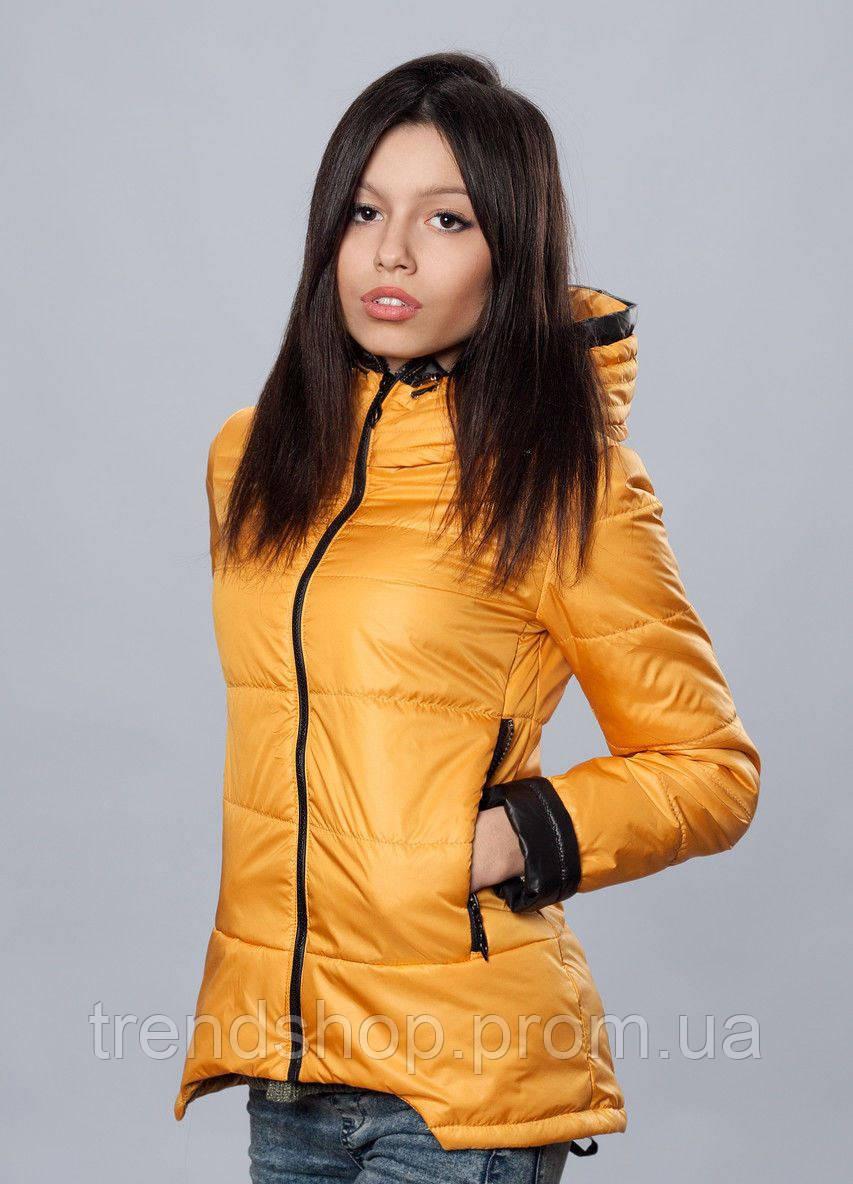 Женские куртки осенние