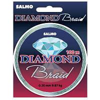 Плетеный шнур SALMO DIAMOND BRAID (4905)
