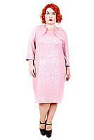 Нарядное платье размер плюс Глория (50-56), фото 1