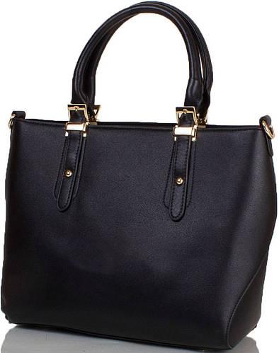 Элегантная женская сумка  ANNA&LI (АННА И ЛИ) TU14626-black (черный)