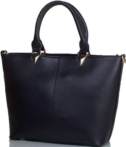Стильная женская сумка  ANNA&LI (АННА И ЛИ) TU14590-black (черный)