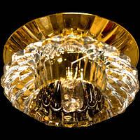 Светильник точечный потолочный Точка Света CR091 золото
