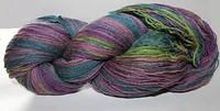 Пряжа каунииз натуральной шерсти, нитки для вязания шерстяные