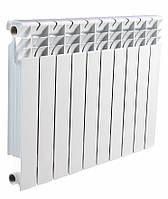 Алюминиевый радиатор LEBERG HFS-500A (4 секции)