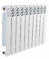 Алюминиевый радиатор LEBERG HFS-500A (6 секций)