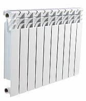 Алюминиевый радиатор LEBERG HFS-500A (12 секций)
