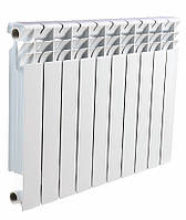 Алюминиевый радиатор LEBERG HFS-500A (8 секций)