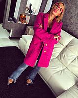 Пальто на подкладке осеннее разные цвета