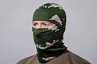 Шапка-маска летняя березка