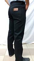 Джинсы мужские Wrangler черные