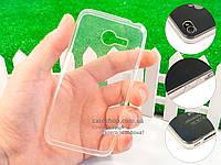 Ультратонкий 0,3мм силиконовый чехол для Asus ZenFone 4