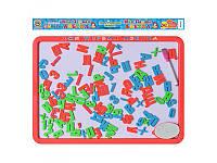 Досточка магнитная азбука для рисования Metr+ 0187