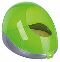 Trixie (Трикси) Sand Bath Купалка для шиншилл и дегу 27 × 18 × 16 см