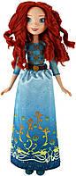 Классическая модная кукла Принцесса. В ассортименте: Мулан, Жасмин, Мерида, Покахонтас B6447