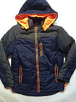 Куртка на синтепоне осень-весна 116-140