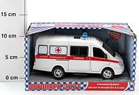 Детская машинка Joy Toy Газель 23 см 9098 a/b/c/d/e/f