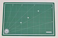 Коврик поверхность для резки прочный 3мм,45х30 см (А3) Большой (пр-ль Тайвань)