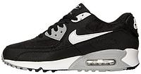 Женские кроссовки Nike Air Max 90 Essential (найк аир макс 90) черные