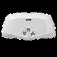 Проточный водонагреватель Zanussi 3-logic S (5,5 kW) - душ
