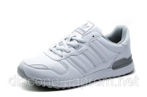Кроссовки Adidas, унисекс, белые