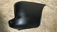 Бампер задний, правый клык оригинал Фиат Добло / Fiat Doblo 2005- / 735388444 дефект