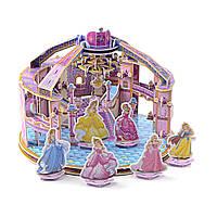 Развивающая игрушка (пазл) Золушка IE633