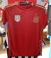 Футбольная форма сборной Испании (без номера)