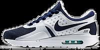 Женские кроссовки Nike Air Max Zero (найк аир макс) белые