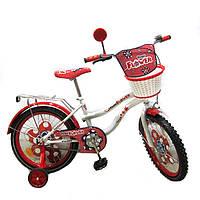 Детский велосипед, 14 дюймов с дополнительными колесами (PF1461)