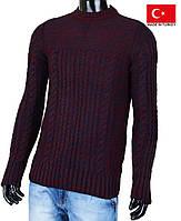 Телый свитер для мальчика-подростка.