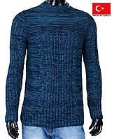 Молодежный свитер под джинсы .