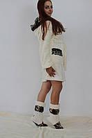 Набор халат с сапожками модель 2016 года