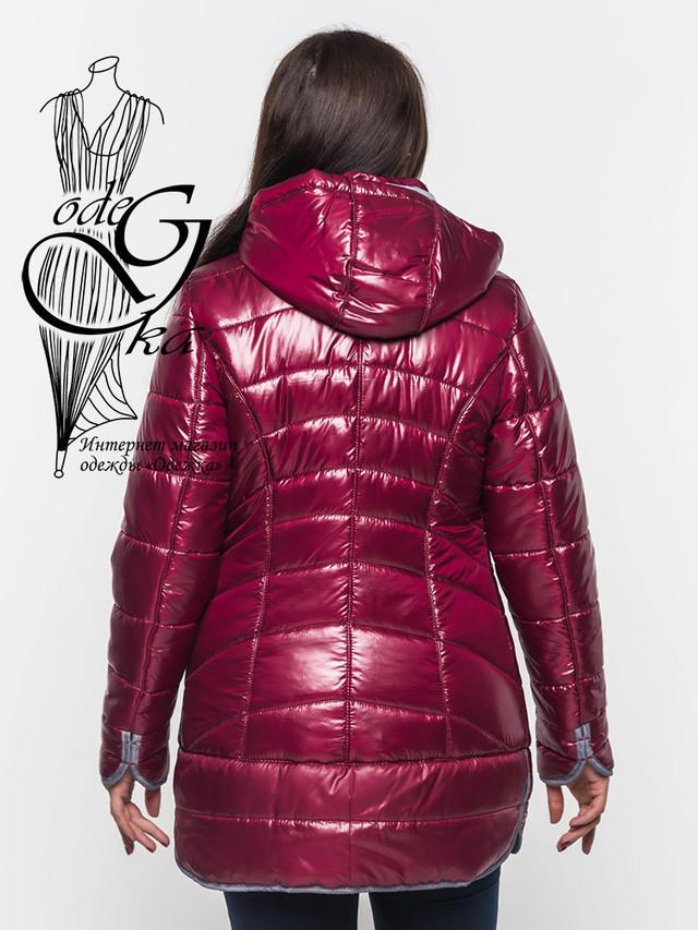 Фото-1 Курток женских весенних осенних стеганых Жанна-1