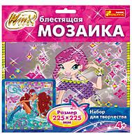 Блестящая мозаика Winx Текна 5551 Ранок Креатив