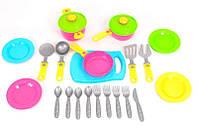 Кухонный набор посуды детской