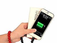 USB кабель для iPhone в виде браслета из шариков