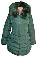 Куртка женская батал в трёх расцветках