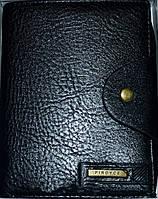 Практичный мужской кошелек. Стильный аксессуар. Высокое качество. Оригинальный дизайн. Купить. Код: КДН538