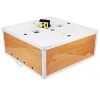 Инкубатор для дома Курочка Ряба ИБ-130, цифровой терморегулятор, 600х400х270мм