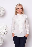 Женская блуза из креп-шифона, фото 1