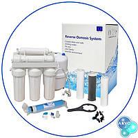 Пятиступенчатая система обратного осмоса эконом aquafilter RX-RO5-NN. /RX52135316NN./