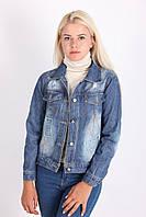 Стильная джинсовая курточка, фото 1