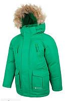 Куртка парка детская теплая зимняя Mountain Wharehouse Англия