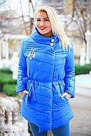 Куртка женское зима полу батал, фото 1