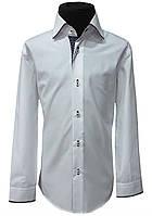Рубашка детская белая №12.38 - 506/11-0601