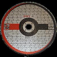 Отрезной диск по камню прямой DWT GS-C3-180