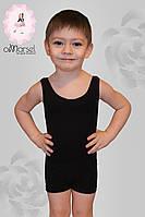 Комбинезон (трико) для хореографии, танцев, гимнастики и балета